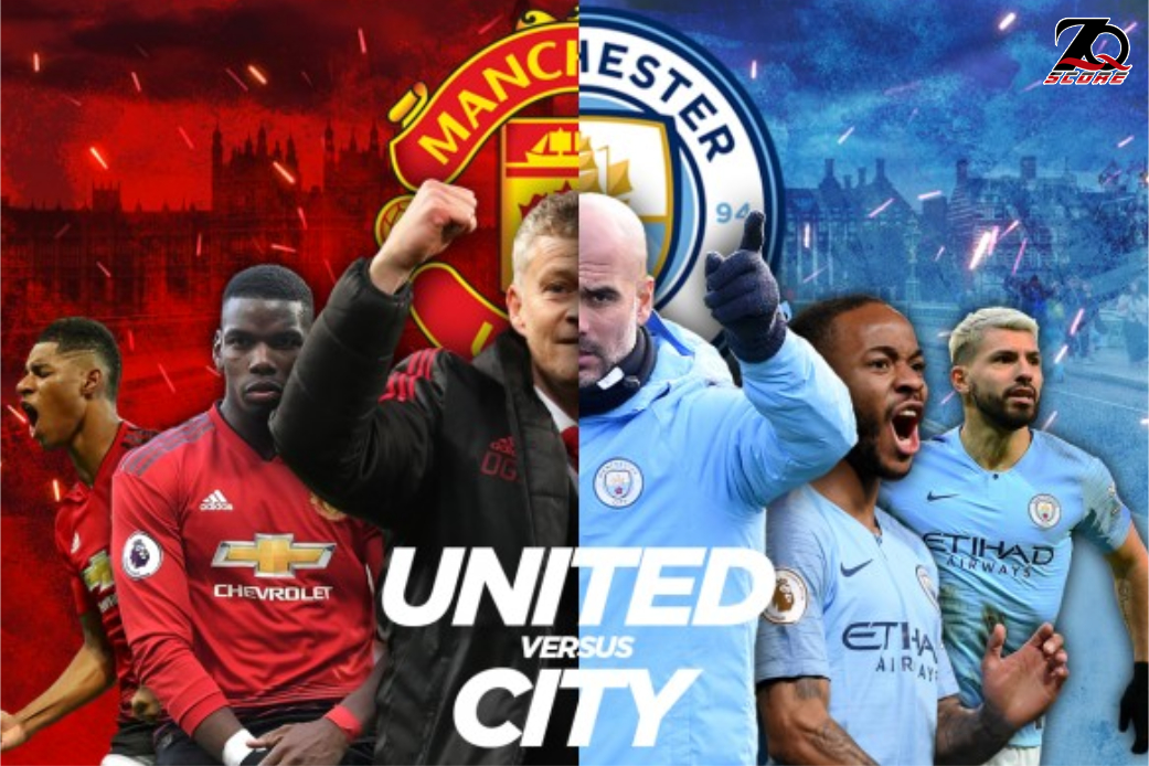 Prediksi Pertandingan Man United Vs Man City