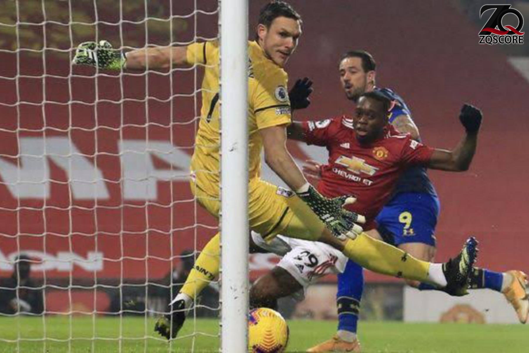 Manchester United Bungkam Southampton 9-0