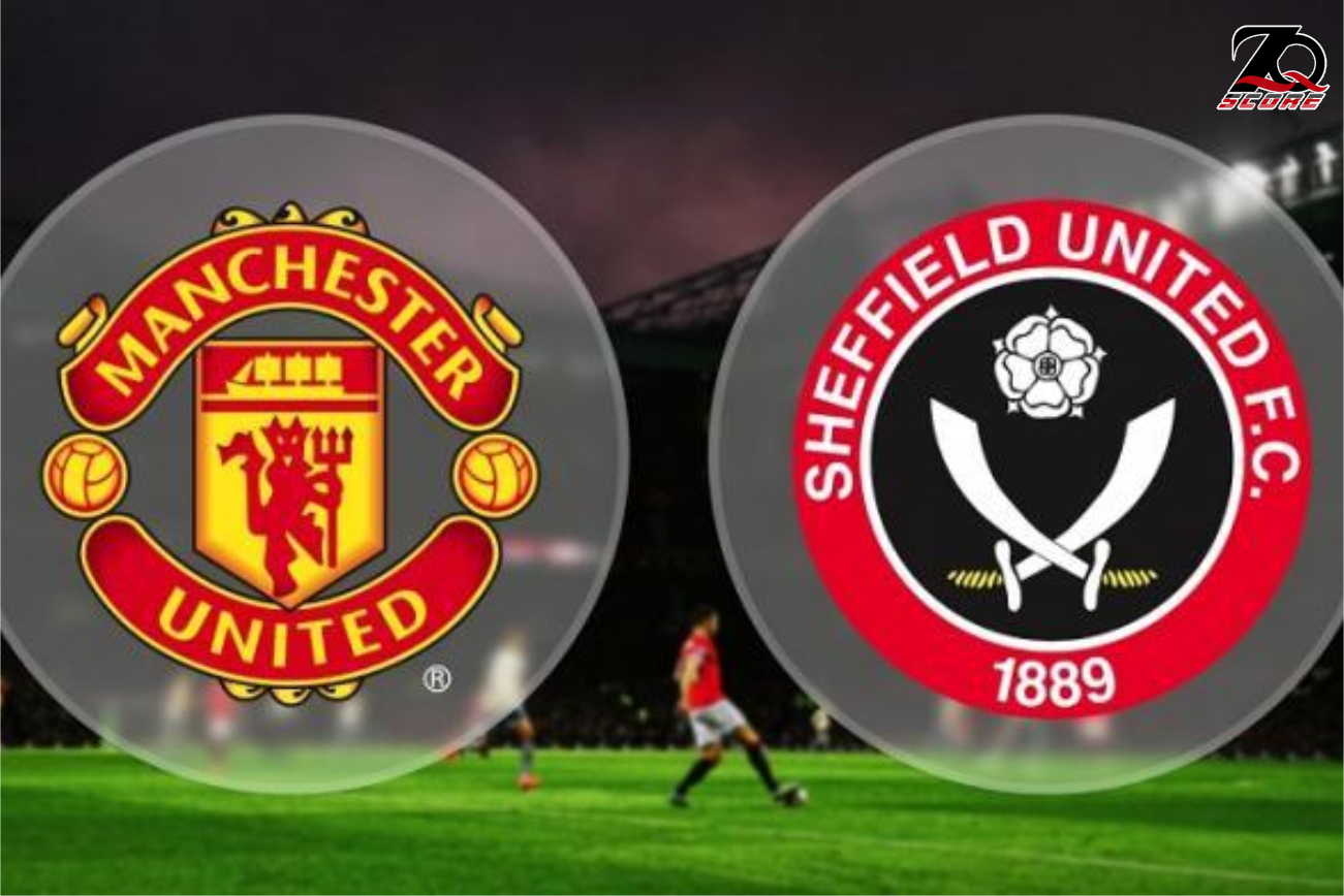 Prediksi Pertandingan Man United Vs Sheffield United