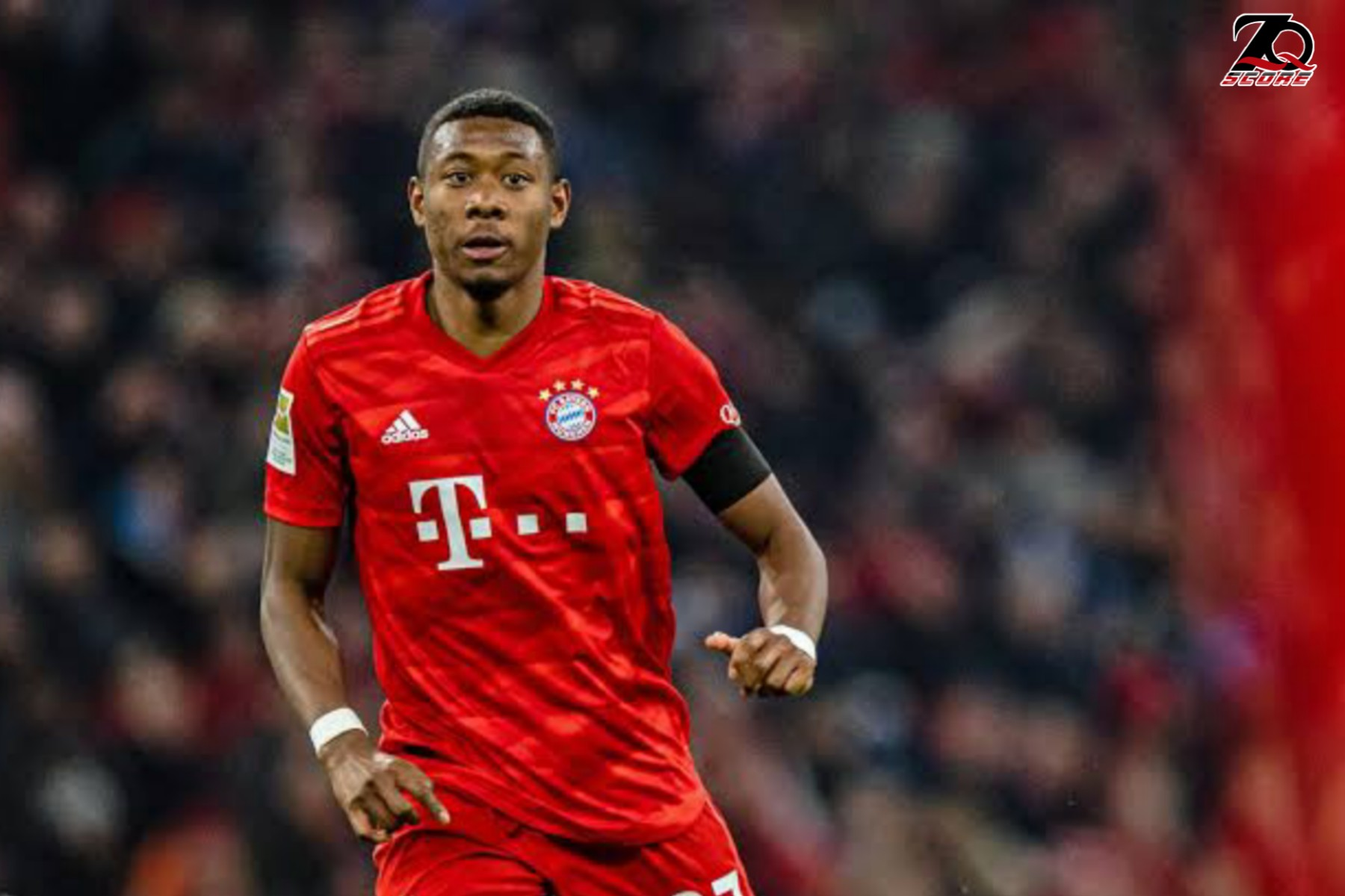 David Alaba Diburu Juventus dan Paris Saint Germain
