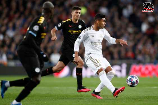 Supporter Man City Tak Hadir, Casemiro Yakin Madrid Menang